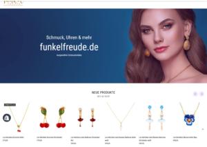 funkelfreude webdesign by CNS-Entertainment